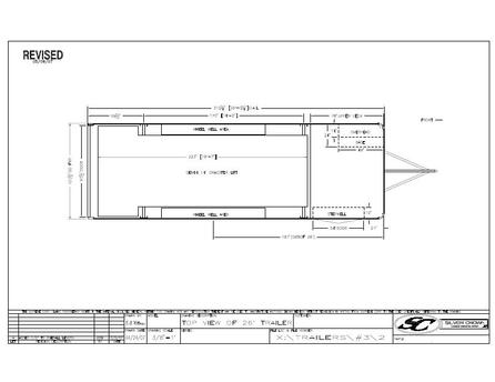 FLOOR PLAN TRAILER FLOOR